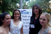 The Women of Inside Outside attend Impact San Antonio 2013 Summer Soiree!