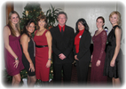 Christmas Celebration with the team at San Antonio CardioVascular Society